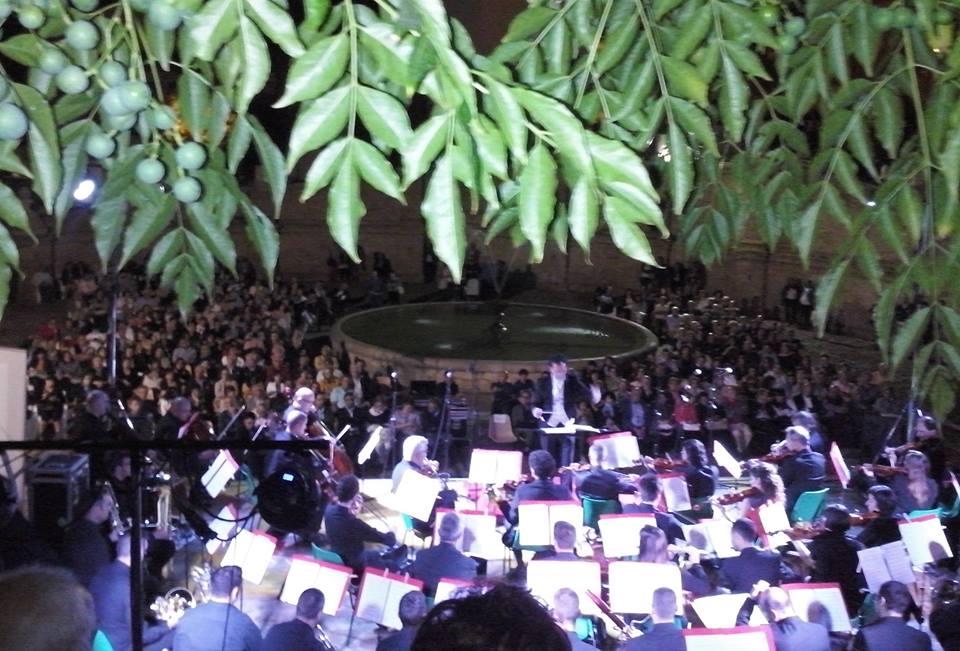 Concerto del 31 agosto 2014