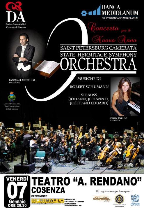 Concerto pf e orchestra