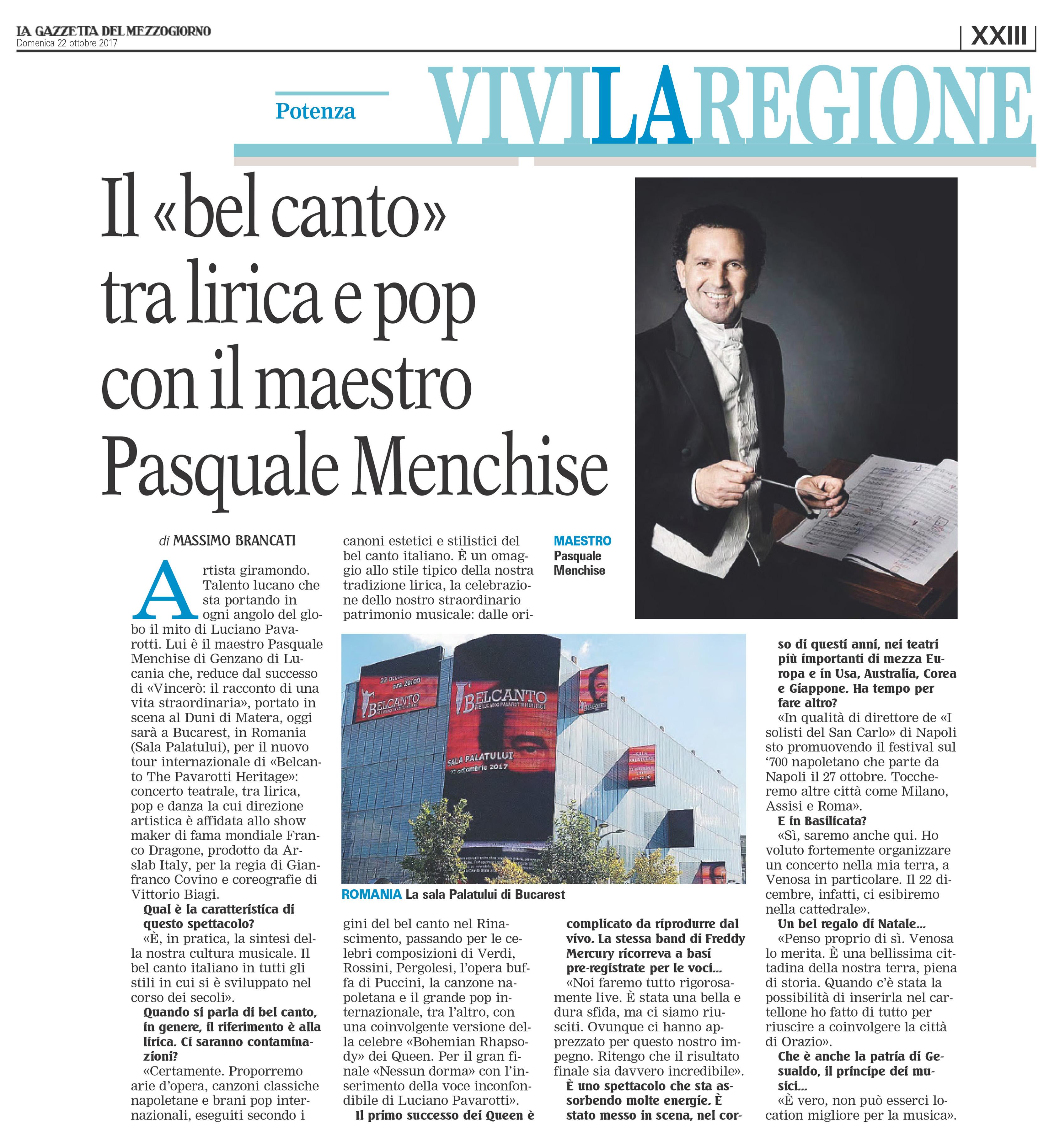 La Gazzetta_22 ottobre 2017