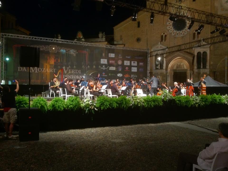 Lodi, concerto