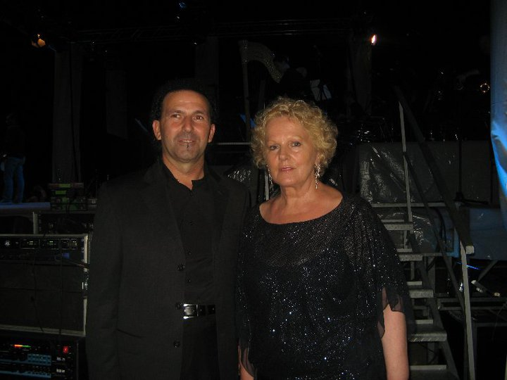 Menchise, Katia Ricciarelli