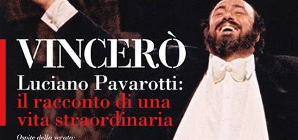 """""""Vincerò-Luciano Pavarotti"""" il 12 ottobre al Teatro Duni di Matera"""
