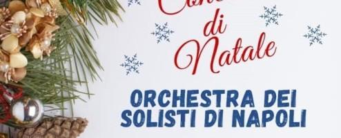 Concerto di Natale del Rotary Club Potenza con i Solisti del San Carlo di Napoli