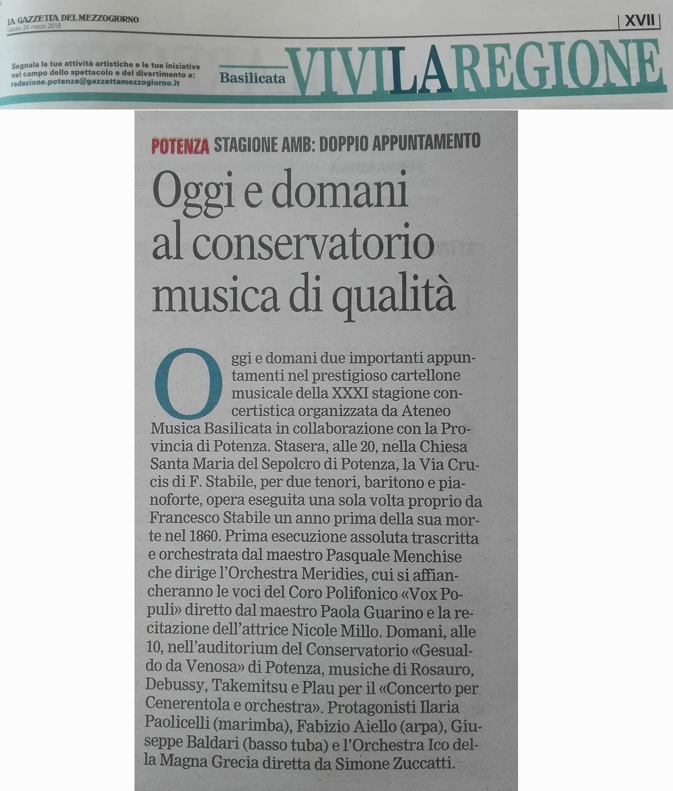la Gazzetta_24 marzo 2018